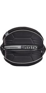 2019 Mystic Arch Flexshell Windsurf Waist Harness Black 190112