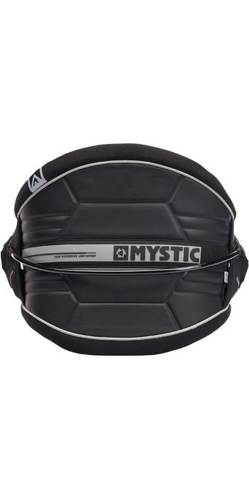 2021 Mystic Arch Flexshell Windsurf Waist Harness Black 190112
