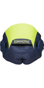 2021 Mystic Aviator Seat Harness 200093 - Navy / Lime