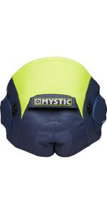 2021 Mystic Aviator Seat Harness 200093 - Navy / Lime