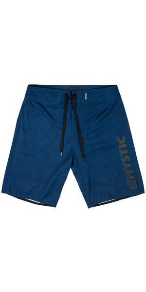 2018 Mystic Brand Stretch 2.0 Boardshorts Night Blue 180075