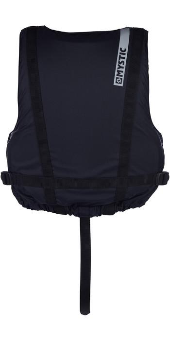 2021 Mystic Brand 50N Flotation Vest Black 190121