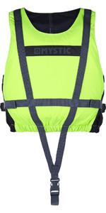 2019 Mystic Brand 50N Flotation Vest Lime 190121