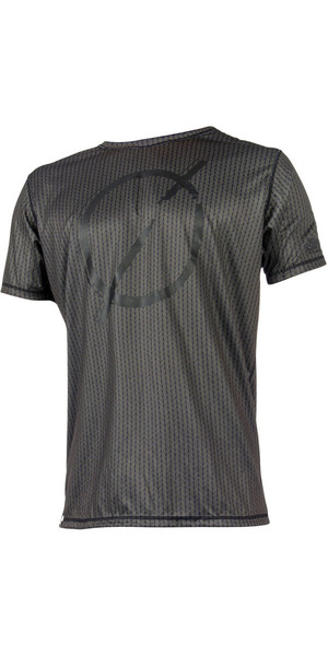 2018 Mystic Break Boundaries Short Sleeve Quickdry Loose Fit Tee Army 180138