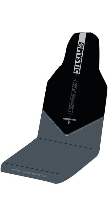 2021 Mystic Car Seat Cover - Single - Black / White 150325