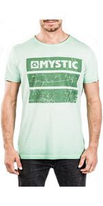 Mystic Concrete Tee Green 180048