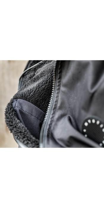 2021 Mystic Deluxe Explore Poncho / Change Robe 210093 - Black