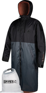 Mystic Deluxe Explore Poncho / Change Robe & Wetsuit Bag - Rusty Red