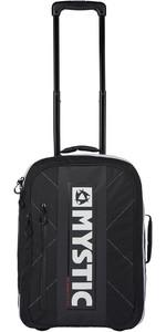 2019 Mystic Flight Bag With Wheels Black 190131