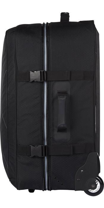2019 Mystic Globe Trotter Wheeled Travel Bag Black 190130