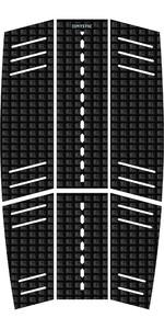 2019 Mystic Guard Kiteboard Mid + Front Deckpad Black 190183
