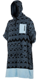 2019 Mystic Junior Allover Poncho PEWTER 180035