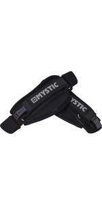 2021 Mystic Kite Footstrap Set Asymmetrical Black 190144