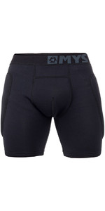 Mystic Kite Impact Boxer Shorts Black / Grey 180086