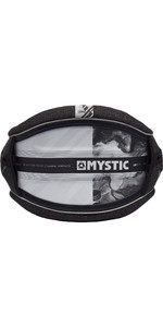 2019 Mystic Len10 Majestic X Kite Waist Harness Black / White 190107