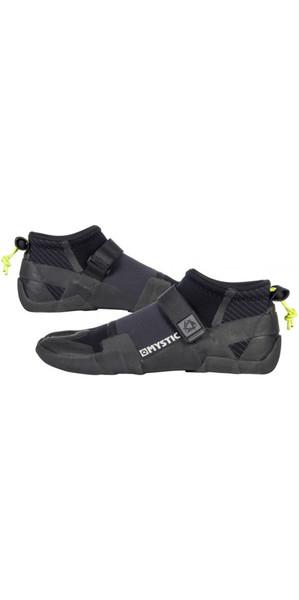 2019 Mystic Lightning 3mm Split Toe Shoe BLACK 180041