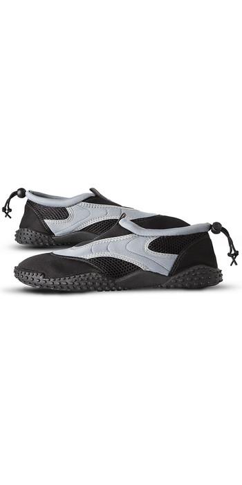 2021 Mystic M-Line Aqua Walker Neoprene Shoe Black 130490