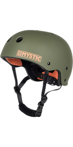 2018 Mystic MK8 Helmet Army 180161
