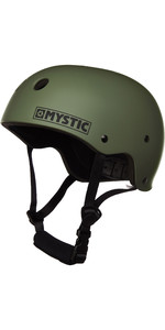 2021 Mystic MK8 Helmet Dark Olive 180161