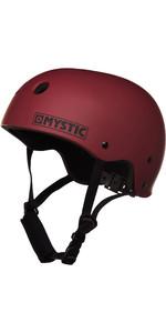 2021 Mystic MK8 Helmet Dark Red 180161