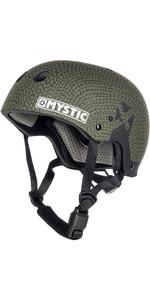 2018 Mystic MK8 X Helmet Army 180160