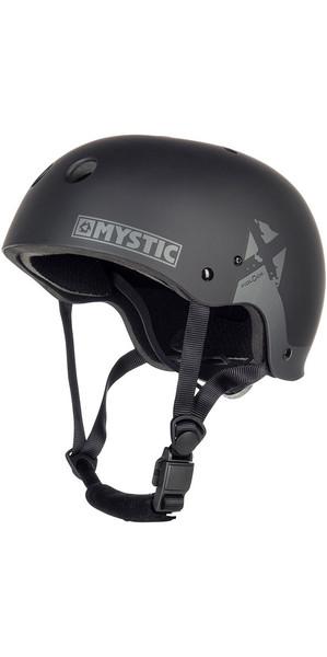 2019 Mystic MK8 X Helmet Black 180160