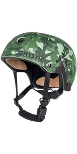 Mystic MK8 X Helmet Green Allover 180160
