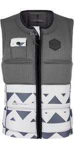 Mystic Magician Front Zip Wake Impact Vest Grey 180150