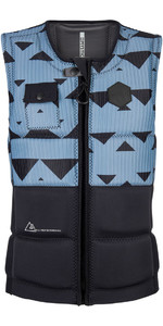 Mystic Magician Front Zip Wake Impact Vest Pewter 180150