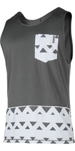 Mystic Magician Quickdry Loose Fit Tank Top Grey 180140