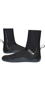 2021 Mystic Majestic 3mm Neoprene Boot Split Toe BTMJ20 Black