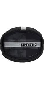 2019 Mystic Majestic Kite Waist Harness Black / White 190109