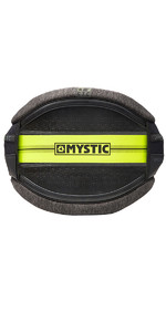 2018 Mystic Majestic Waist Harness - No Spreader Bar Lime 180072