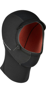 2021 Mystic Marshall 3mm Neoprene Hood 200031 - Black