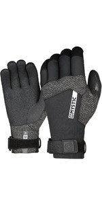 2021 Mystic Marshall 3mm Precurved Glove 200046 - Black
