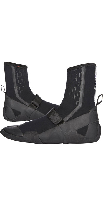 2021 Mystic Marshall 5mm Round Toe Boots 200039 - Black