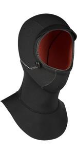 2019 Mystic Marshall Long 3mm Neoprene Hood 200030 - Black