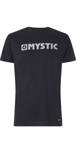 2019 Mystic Mens Brand Tee Caviar 190015
