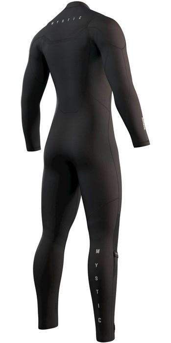 2021 Mystic Mens Marshall 5/3mm Front Zip Wetsuit 200007 - Black