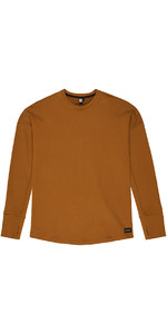 Mystic Mens Miller Sweat Golden Brown 190011