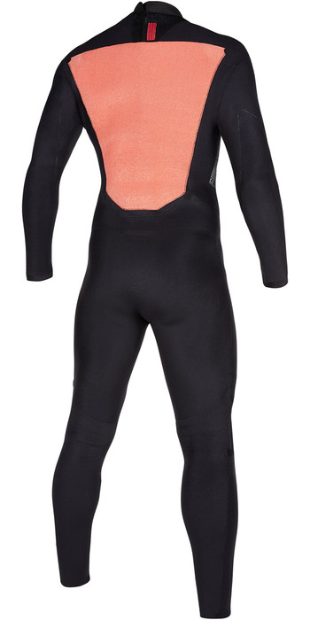 2021 Mystic Mens Star 5/3mm Back Zip Wetsuit 200015 - Black