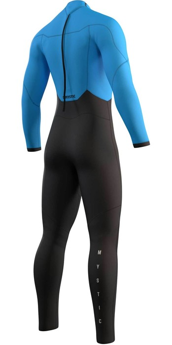 2021 Mystic Mens Star 5/3mm Back Zip Wetsuit 210309 - Global Blue