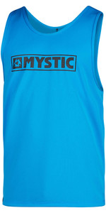 2020 Mystic Mens Star Quickdry Tank Top STQDTT - Blue