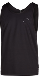 2020 Mystic Mens Stone Quick Dry Tank Top 200143 - Black