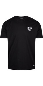 2020 Mystic Mens The Heat T-Shirt 200112 - Caviar