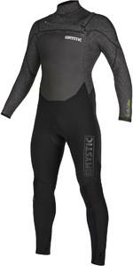 2019 Mystic Mens Voltt 5/4/3mm Chest Zip Wetsuit 20001 - Black