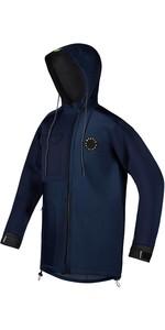 2021 Mystic Ocean Neoprene Jacket 210091 - Navy / Lime
