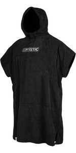 2020 Mystic Poncho / Change Robe 200134 - Black