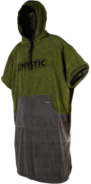 2018 Mystic Poncho Regular ARMY 180031