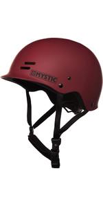 2021 Mystic Predator Helmet Dark Red 180162